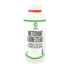 SC-CWR-500-0014 Gamme blanche  Nettoyant ligne d'eau piscine, 1 litre. Producto de tratamiento