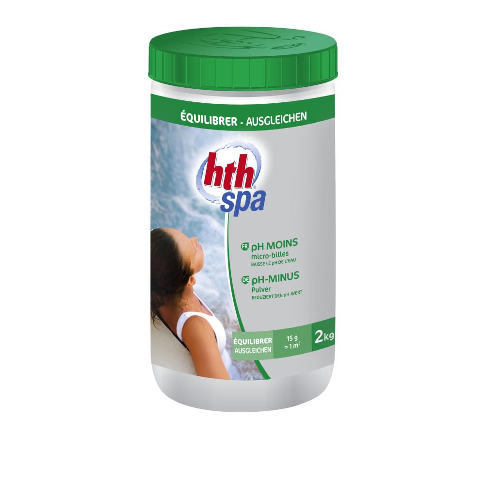 HTH Ph moins 2 kg -HTH SC-AWC-500-6563 Produit de traitement