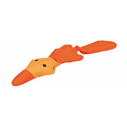Trixie Duck Toy for Dogs in polyester, 50 cm. Jeux