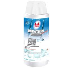Traitement choc sans chlore - HTH OXYGEN SHOCK brome activator - 2.3 kg Produit de traitement HTH AWC-500-0154