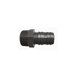 """Interplast Raccord cannelé F 1""""1/2 male à visser / 38 mm SPN238F RACCORD PVC PRESSION"""