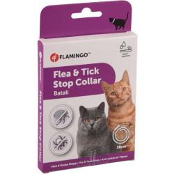 Flamingo FL-560884 antiparasitic cat collar 38 cm. BATALI fleas and ticks. ANTIPARASITAIRE
