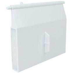 kokido KOK-251-0004 skimmer shutter olympic-waterpik K017BU/W - colour white Skimmer flap