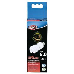 Trixie 23w UV-B-Kompaktlampe 6.0 . für Reptilien TR-76034 Beleuchtung