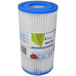 Darlly europe SC734 Whirlpool-Filter dunkel - Intex A DA-SC734 Kerzenfilter