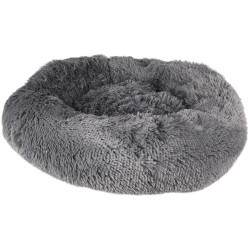 Flamingo FL-519464 KREMS round cushion, grey colour ø 90 cm. for dogs Dodo