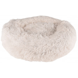 Flamingo FL-519467 KREMS cushion round, colour white ø 50 cm. for dogs Dodo