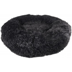 Flamingo FL-519470 KREMS cushion round, colour black ø 70 cm. for dogs Dodo