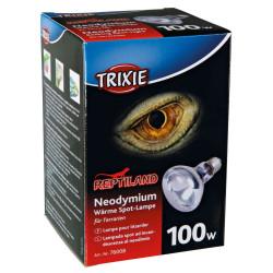 Trixie 100-W-Neodym-Wärmestrahler für Reptilien. TR-76008 Beleuchtung