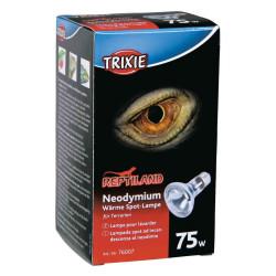 Trixie Lampe spot neodymium à chaleur 75 W pour reptlie. TR-76007 éclairage
