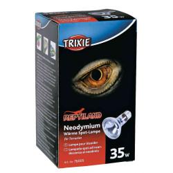 Trixie Lampe spot neodymium à chaleur 35 W pour reptile TR-76005 éclairage
