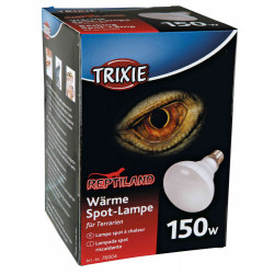 Trixie 150 W heat spot lamp for reptiles lighting
