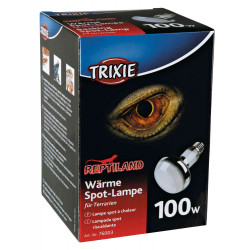 Trixie 100 W heat spot lamp for reptiles lighting