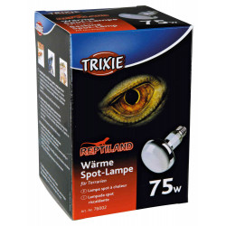 Trixie 75 W heat spot lamp for reptiles lighting