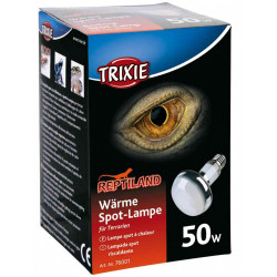 Trixie 50 W heat spot lamp for reptiles lighting