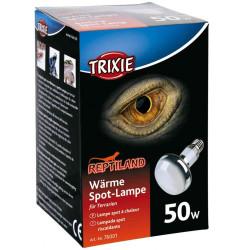 Trixie Lampe spot à chaleur 50 W pour reptile TR-76001 éclairage