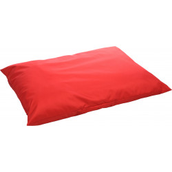 Flamingo Pet Products Rectangular MOONBAY cushion red. 100 x 70 cm x 16 cm. for dogs Coussin chien