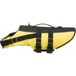 Trixie Gilet de flottaison pour chien taille M TR-30127 Sécurité chien