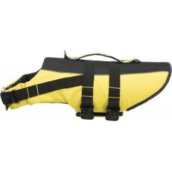 Trixie Gilet di galleggiamento per cani di taglia M TR-30127 Sicurezza dei cani