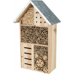 Trixie Hôtel pour insectes . 29 x 16 x Hauteur 49 cm. insectes. Hôtels à insectes