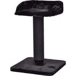 Flamingo Pet Products Cat Tree Goliath 2 . black. height 88 .5 cm. for Main Coon cat. Arbre a chat, griffoir