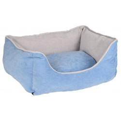 Flamingo FL-517676 Orion Cushion 50 x 40 x 20 cm. for small dog or cat. blue-grey. Dodo