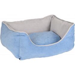 Flamingo FL-517676 Orion Cushion 50 x 40 x 20 cm. for small dog or cat. blue-grey. Reception