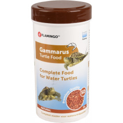 Flamingo Pet Products Gammarus Natural Aquariumfutter 250 ml FL-404033 Essen und Trinken