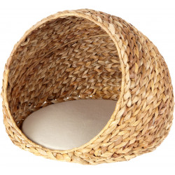 Flamingo Pet Products Replacement grotto basket for cat tree Banana Leaf III or V. ø 40 cm After-sales service Cat tree
