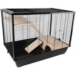 Flamingo Pet Products Elsa M. Cage 77 x 47 x 60 cm. for rodents Cage