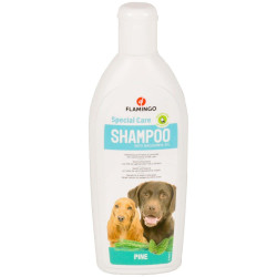 Flamingo FL-507030 Shampoing au Pin. pour chien. flacon de 300 ml. Shampoo