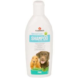 Flamingo Shampoing au Pin. pour chien. flacon de 300 ml. FL-507030 Shampoing