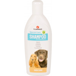 Flamingo FL-507033 Skin care shampoo. for dogs. 300 ml bottle. Shampoo