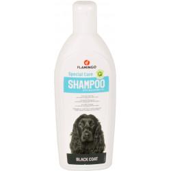 Flamingo Shampoing spécial pelage fonce . pour chien. flacon de 300 ml. FL-507780 Shampoing