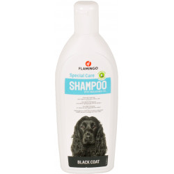 Flamingo FL-507780 Special shampoo for dark coats. for dogs. 300 ml bottle. Shampoo