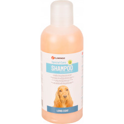 Flamingo FL-507788 Shampoo special long hair . for dogs. 1 liter bottle. Shampoo