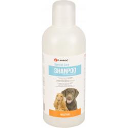 Flamingo Shampoing neutre . pour chien. flacon de 1 litre. FL-515765 Shampoing