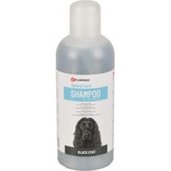 Flamingo Shampoing spécial pelage fonce . pour chien. flacon de 1litre. FL-515766 Shampoing