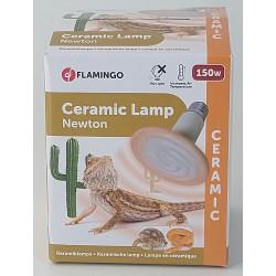 Flamingo Lampe ceramique HELIOS - 150 W. pour terrarium. FL-101902 éclairage
