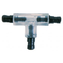 lot de 2 pieces en T pour tuyaux d'air - poisson Accessoire Trixie TR-8038