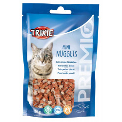 TR-42741 Trixie Snack Mini Nuggets 50 gr para los gatos Nourriture