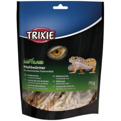 Trixie TR-76391 Dried flour worm larvae 70 GR Food and drink