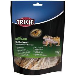 TR-76391 Trixie Larvas de gusano de la harina seca 70 GR Comida y bebida