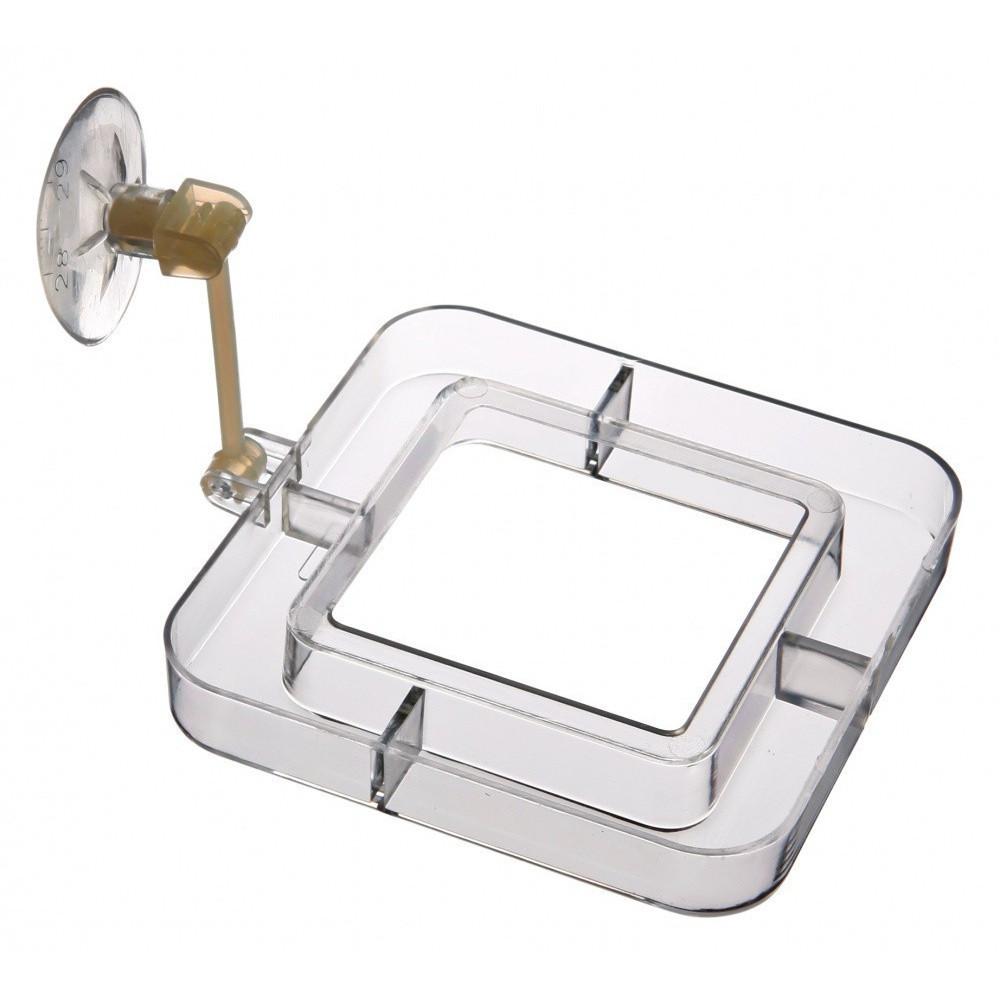 Tablette pour nourriture 7 x 7 cm - poisson Accessoire Trixie TR-8057