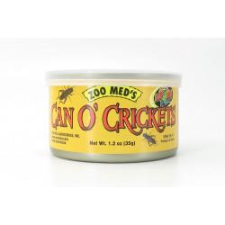 ZO-38241 ZOOMED Alimento completo enlatado para reptiles anfibios insectívoros ZM-41 Comida y bebida