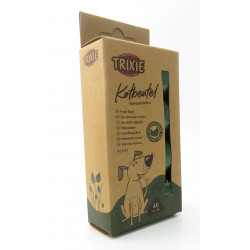 TR-23470 Trixie Bolsa de caca de perro compostable para perros Recogida de residuos