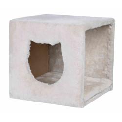 Trixie TR-44090 Cat shelter, cube shape. Sleeping