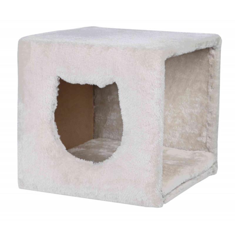 Trixie TR-44090 Cat shelter, cube shape. size 33 × 37 × 33 cm Sleeping