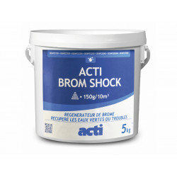 Brome choc 5 kg ACT-500-7009 SPA