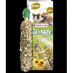 VS-462072 versele-laga Friandises en sticks (2x55g) gout tournesol et miel . pour gerbilles et souris Friandise